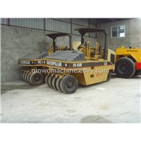 CAT used PS 150B tire roller