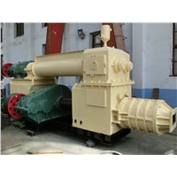 China small high efficiency compact gangle /shale brick machine