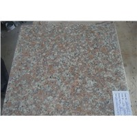 G687 Peach Red Granite Tile for flooring
