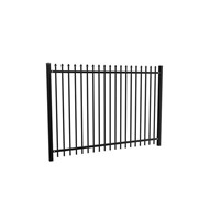 Ornamental Decorative Steel Garden Fence