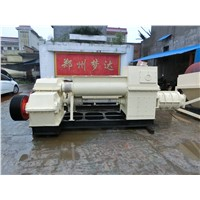 Made in China quality guarantee compact clay/shale vacuum extruder