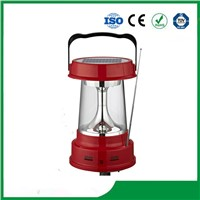 2015 Most Popular Eco-Friendly Solar Lantern with FM&Am Radio Function