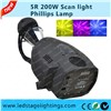 China 5R Scan light 200W Philips lamp,Laser light,stage lighting equipment