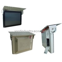 "19"" bus led Advertising Player with USB/SD 1920X 1080 resolution builti in speakers(ML1903)"