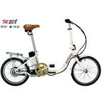 Hot Sell Model Folding Electric Bike (M208)