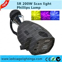 200W 5R Stage Scan light,5R Scanner,Disco effect light