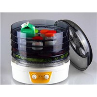 Premium Food Dehydrator Featuring 360-degree Automatic Rotating Trays (FD-771)