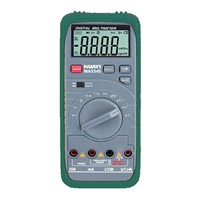 mini and portable digital multimeter with backlight MAS345