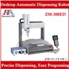 Three axis glue dispenser ZM-300ED with pressure tank