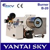 CE Waste Oil Burner Used Oil Burner Multi-oil Burner (B-20)
