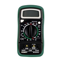 2015 Lastest Digital Multimeter manufacturer MAS830L