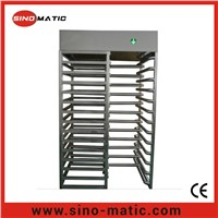Access Control System Full Height Barrier Gate