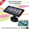 36pcs*1W RGB LED flood lights,LED Floodlight,LED wall washer