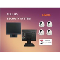 DVR 4 CH Analog Set AI - DM1504H - 2533LH