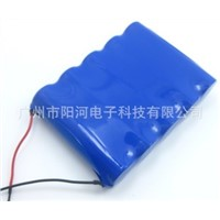 High Capacity ICR18650 3.7v 11000mAh Power Bank Rechargeable Battery Pack