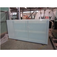 hot sale / laminated glass 3+0.38+3 / high quality can be designed