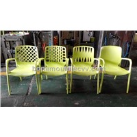 plastic outdoor chair mould