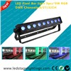 Cheap Price LED wall washer 9pcs*9W Tri LED bar light,Stage LED
