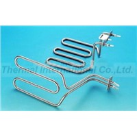 Deep fryer heating elements