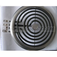Mini induction cooker heater element