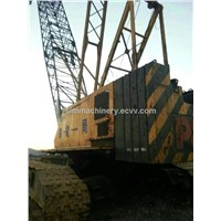 Brand kobelco 150t crawler crane used condition kobelco 150t cralwer crane for sale