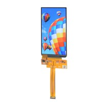 5.5- inch AMOLED display module with 720*RGB*1280 dots and MIPI 4 Lane interface