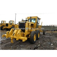 Cheap Used CAT Wheel Motor Grader with Great Performance (14G)