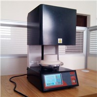 1200C lift dental porcelain furnace ( O.D 100*90mm) with PID touch screen programmable control