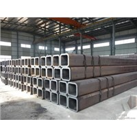 ERW welded black square pipe