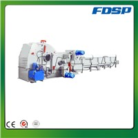 China manufacturing wood drum chipper