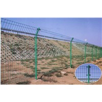 high quality double wire mesh