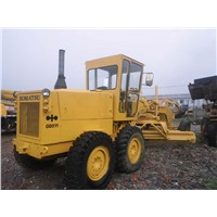 Komatsu Used Motor Wheel Grader with Ripper (GD505)