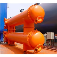 Modular Slag Water Heat Exchanger