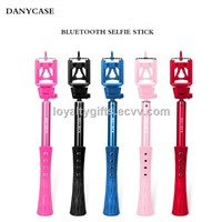 New Arrival Selfie Stick Silicone Case for iPhone 5 5s Monopod Stand for iPhone 6