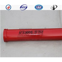 Concrete boom pump wear resistant pipe