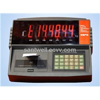 Weighing Indicator With Printer for digital truck scale XK3190-DS3P