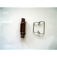 Wire Spring For Electrical Resistor