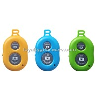 bluetooth 3.0 colorful bluetooth wireless shutter camera remote Control Camera for Android
