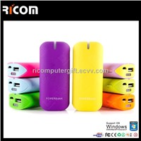 power bank with led charge indicator,power bank with led light,led light power bank--PB127