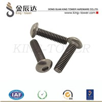 machine screw of stainless steel truss socket head for child seat
