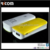 power bank 5200 mah,vip-tek power bank 5200mah,power bank 5200 for samsung galaxy--PB27C
