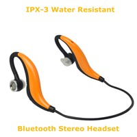 Stylish Bluetooth earphone Detachable Secure Gel Powerful drive Super Bass