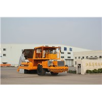 80T metallurgical slag pot carrier