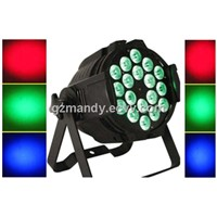 LED 18PCS 3 In 1 Or 4 In 1 Indoor Par Can Light(MD-C007)