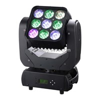 LED 9 x 10W 4in1 RGBW Matrix Moving Head Wash Light (MD-B036)