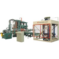 QFT6 cement concrete block making machine