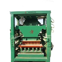 QFT10 concrete block making machine