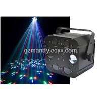 3pcs * 3w Six Eye Disco LED Effects Lighting(MD-I007)