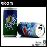 Bottle Power Bank,promotion gift power bank,promotion gift power bank 2600mah--PB202