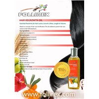 FOLLIREX HAIR REGROWTH OIL